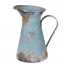 Pitcher metal blue/blue and...