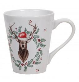 Ceramic mug cup cream color...