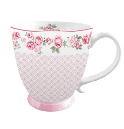 Lucy mug porcelain edge...
