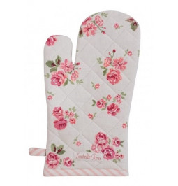 Lucy glove with flowers 16...