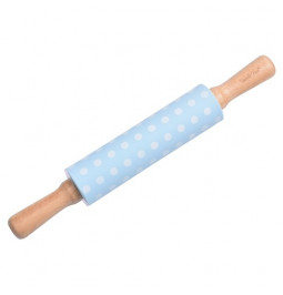 Rolling pin silicone in a...