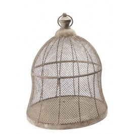 Cage metal candle holder or...