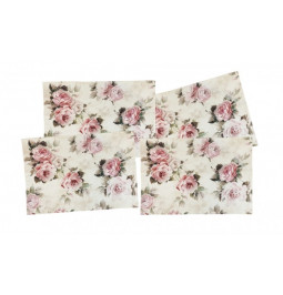 Roses' Tablecloth, american...