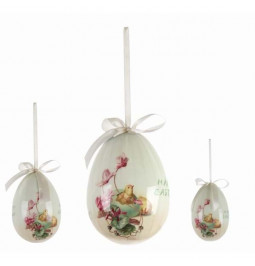 Set of 3 decorating Easter...