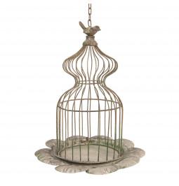 The bird cage decorative...