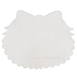 Placemat american BOW IVORY...