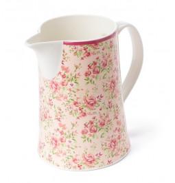 Porcelain pitcher Elizabeth...