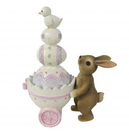 Decoration rabbits with...