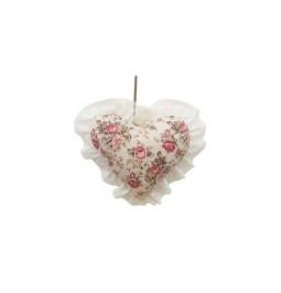 Tissu de décoration coeur...