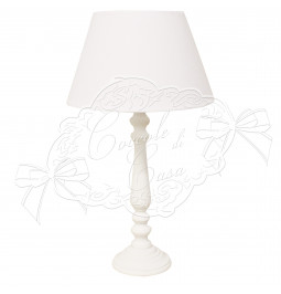 'Janet' lamp in wood with...