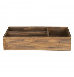 Tray with wooden...