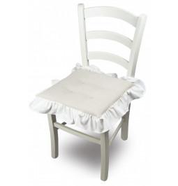 Chair cushion natural color...