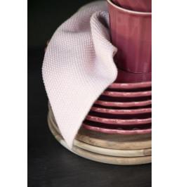 'Mynte' Cloth, milk-colored...