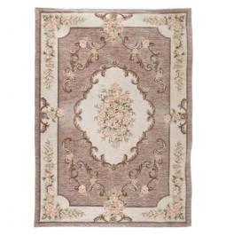 Carpet Doria line pink...