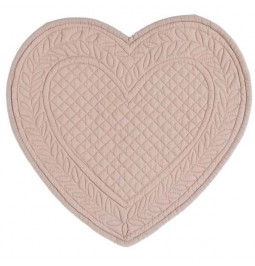 Placemat american heart...