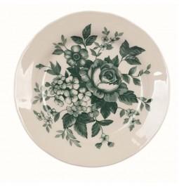 Alzata ceramica cm 32*32*h8...