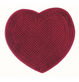 American Red Heart placemat...